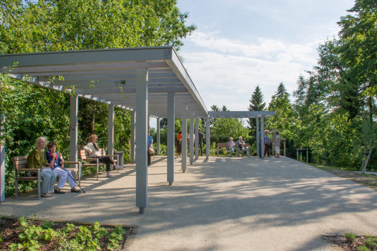 Grünanlage Hellerau